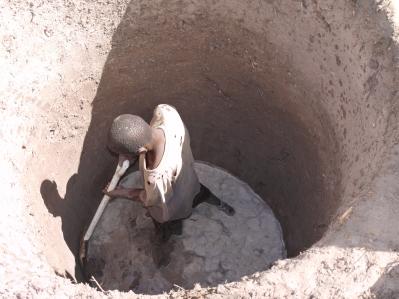 Cavando o Poço