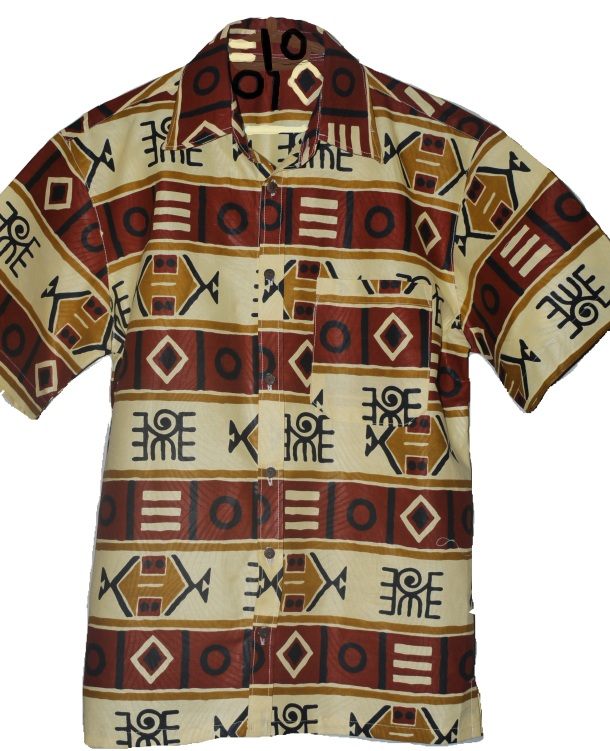Camisa Batique..