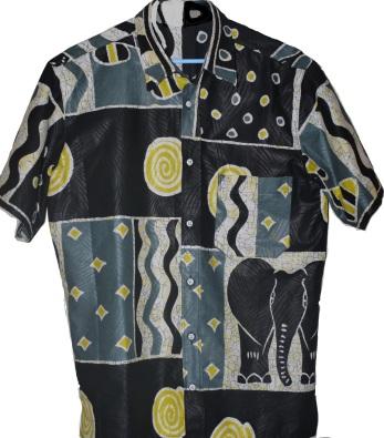 Camisa Batique